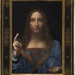 幻のダヴィンチの絵画、史上最高額で落札
